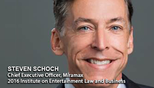 Institute on Entertainment Law and Business