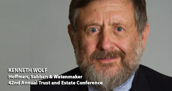Trust and Estate Conference