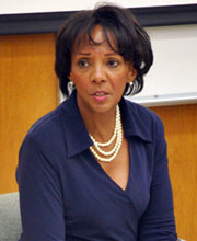 L A  District Attorney Jackie Lacey '82 Takes Charge | USC Gould