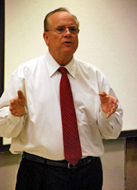 Calif. State Treasurer Bill Lockyer