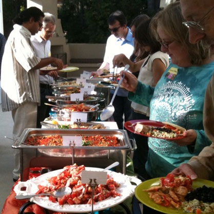 42nd Annual Faculty Opening Party