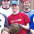 Students compete in softball tourney