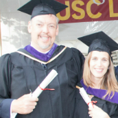 First Online Class Graduates From USC Gould School of Law