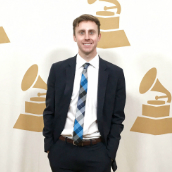 Gould at the Grammys