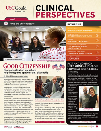 Clinical Perspectives Newsletter