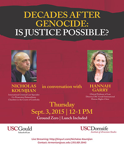 DECADES AFTER GENOCIDE: